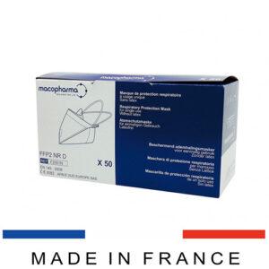Masque FFP2 Macopharma made in France