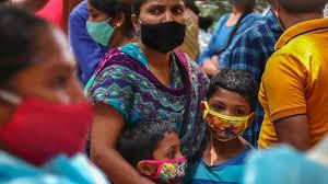 France Masque Blog Variant Indien