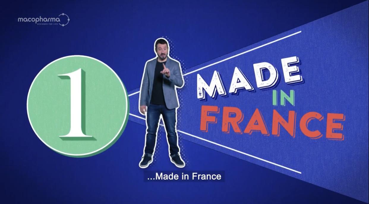 France masque
